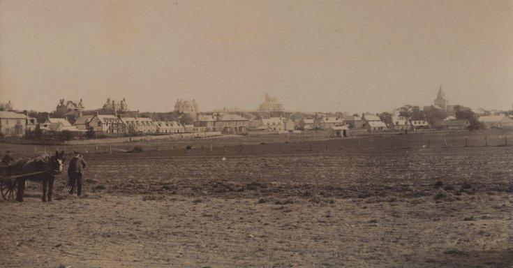 Photograph of Roseberry Avenue, Dornoch
