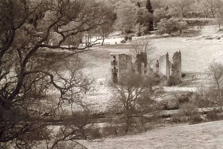 Ruins of Spinningdale Mill
