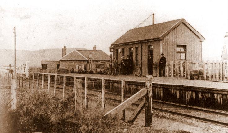 Embo Station c 1905