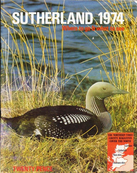 Sutherland 1974 - Northern Times County Magazine