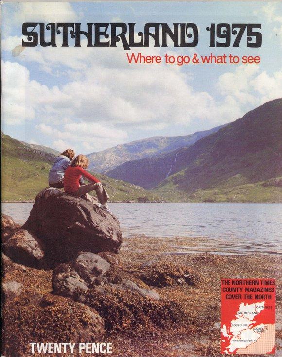 Sutherland 1975 - Northern Times County Magazine