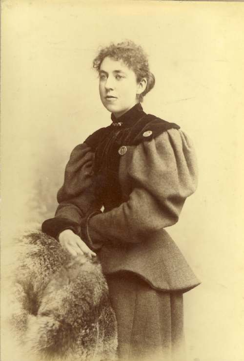 photograph of Jane (Jeannie) Matheson