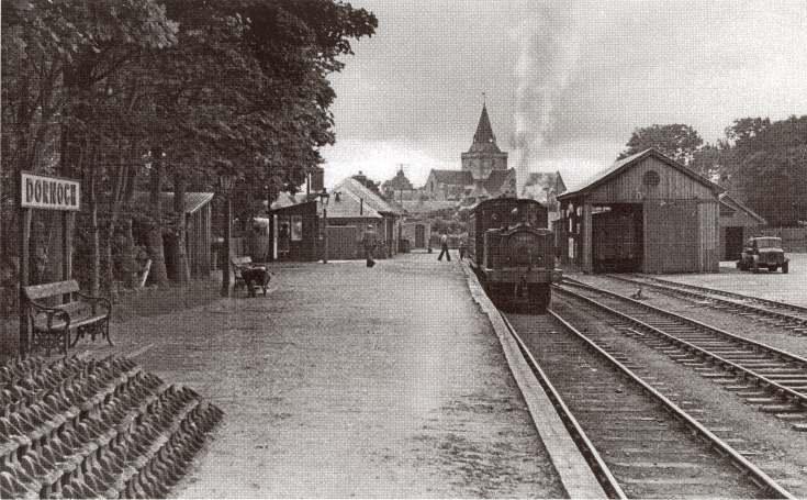 Dornoch station