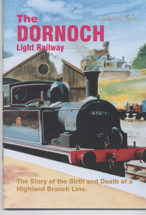 Booklet 'The Dornoch Light Railway' Edition 5