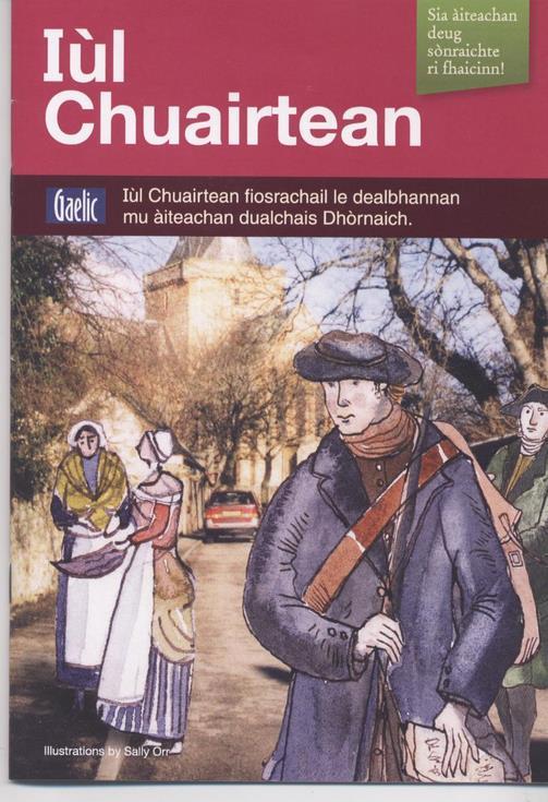 Dornoch Heritage Trail Walking Guide - Gaelic version