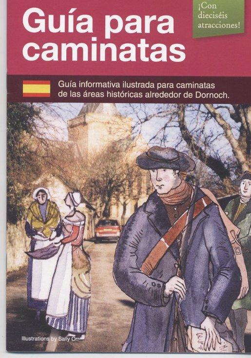 Dornoch Heritage Trail Walking Guide - Spanish version