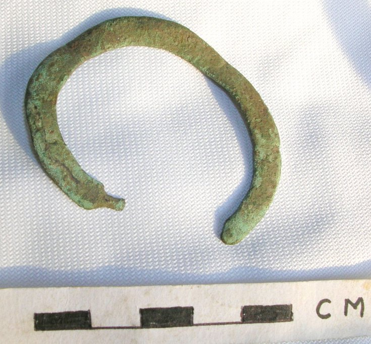 Annular brooch 13th -14th Century