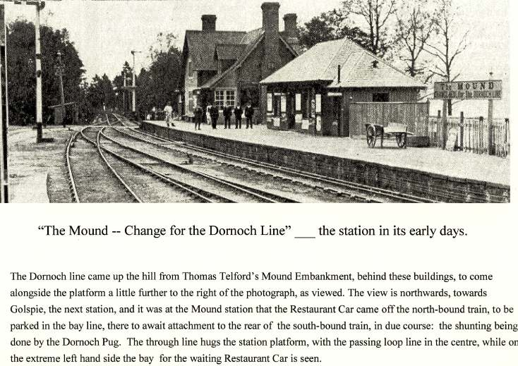Mound station