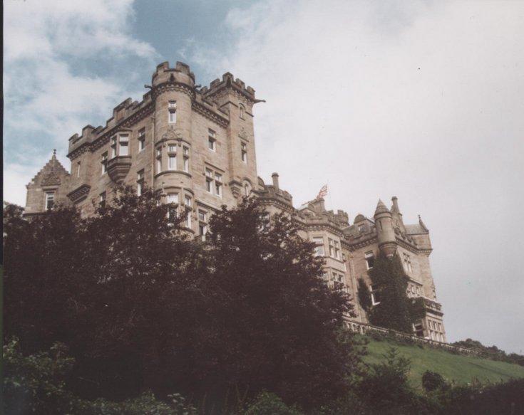 Skibo Castle 1988