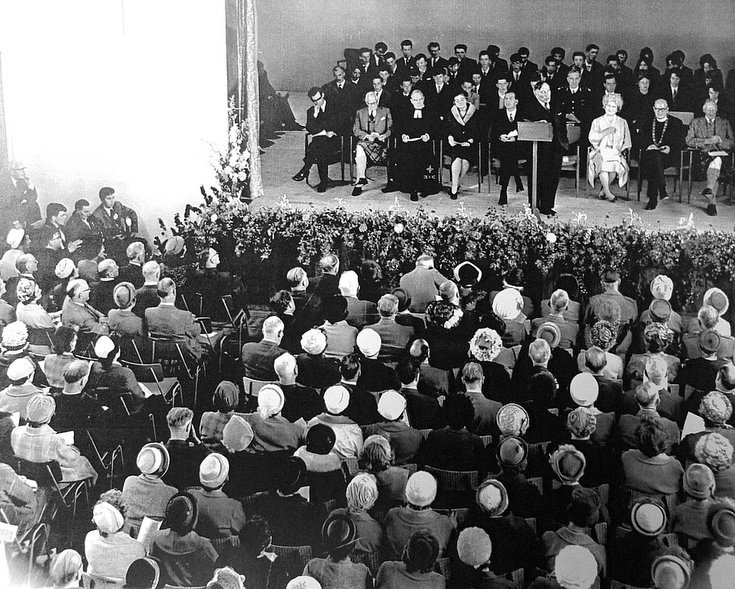 Address at the opening of Dornoch Academy 1963