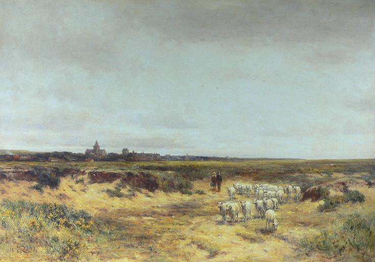 Dornoch by Sir George Reid