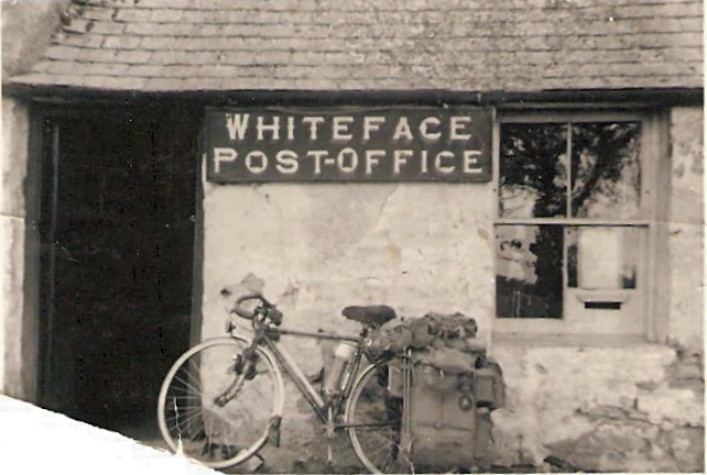 Newton Point photographs - Whiteface Post Office