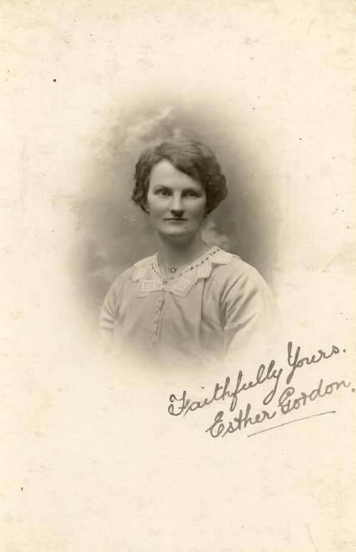 Esther Gordon