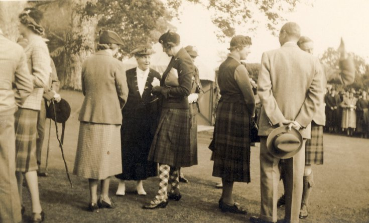 Skibo occasion 1938