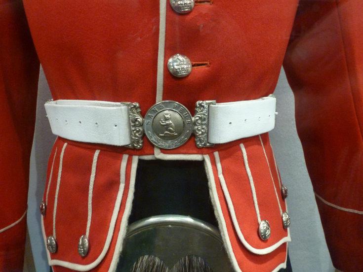 Sutherland Highland Rifle Volunteers belt