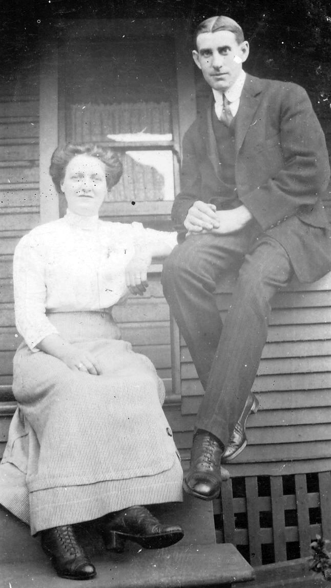 Margaret and Robert Gordon