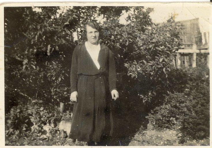 Margaret Button 1935