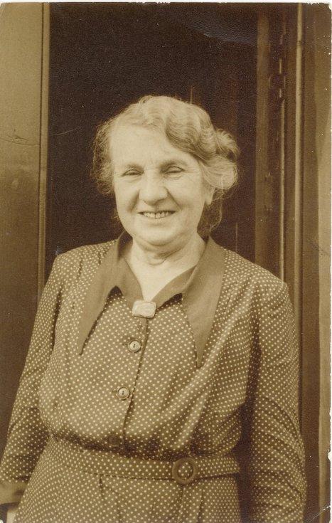 Margaret (Megan) Button 1934