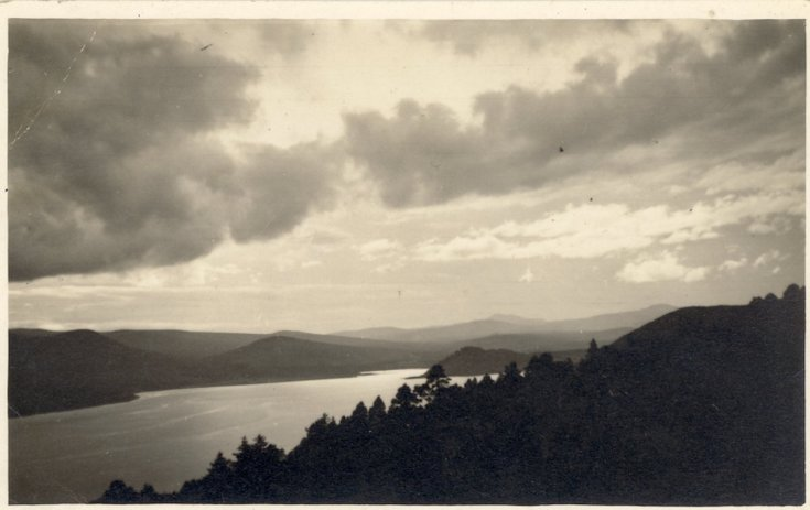 Dornoch Firth - View from Carnegie's Cairn, Larachan