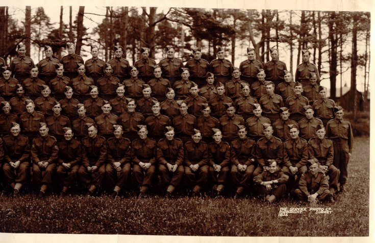 No 26 Company Canadian Forestry Corps