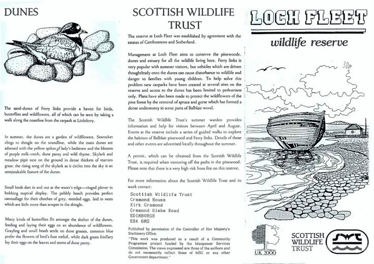 Loch Fleet Wildlife Reserve