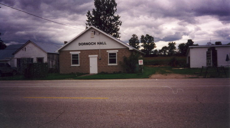 The Dornoch Hall, Dornoch, Canade