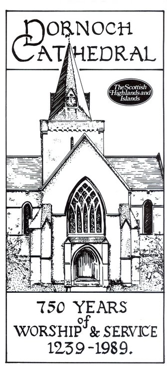 Dornoch Cathedral 750th Celebrations Programme of Events