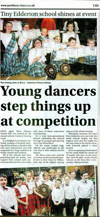 Young Dancers step things up at competition