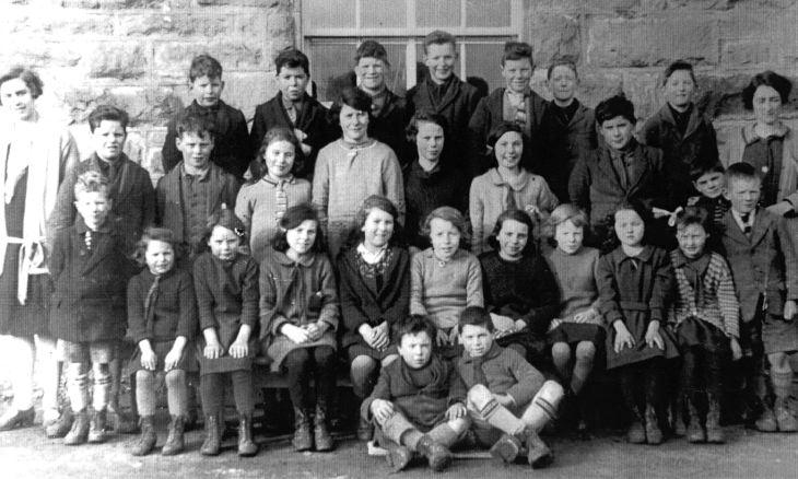 Rearquhar (Birichen) School, 1928