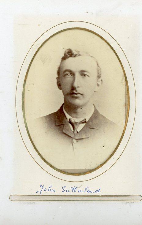 John Sutherland c 1880