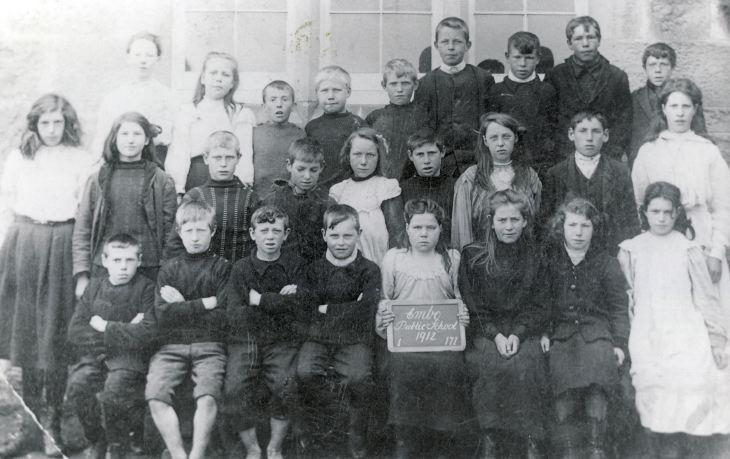 Embo Public school Class 1, 1912