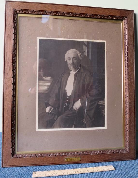 Sherrif Mackenzie 1903