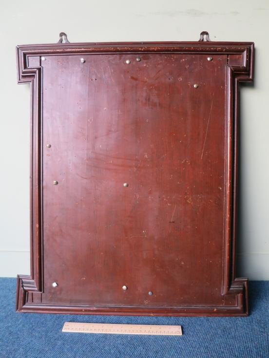 Notice board from Dornoch County Court