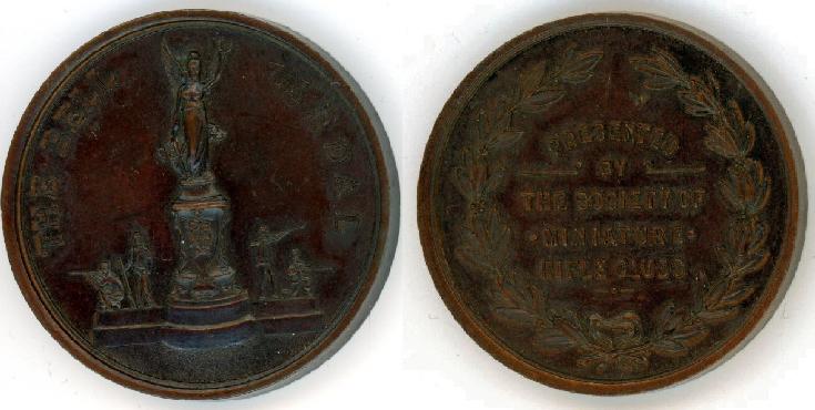 Bell Medallion