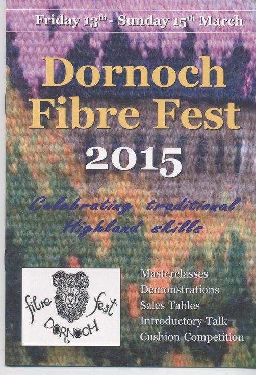 Dornoch Fibre Fest 2015