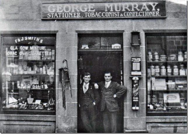 George Murray- Dornoch Stationer & Confectioner