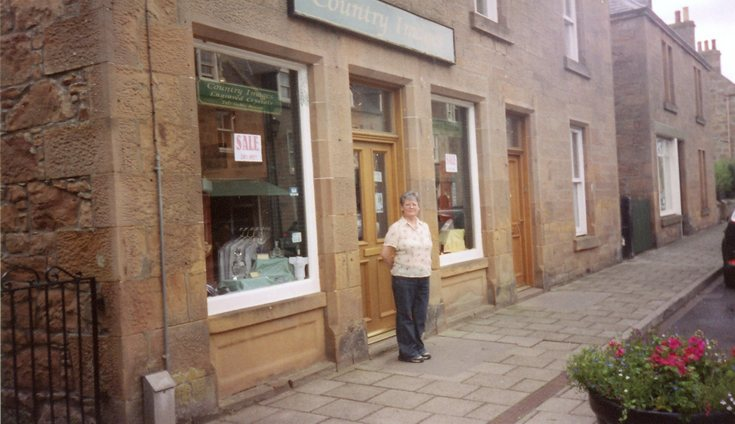 'Country Images' Castle Street, Dornoch