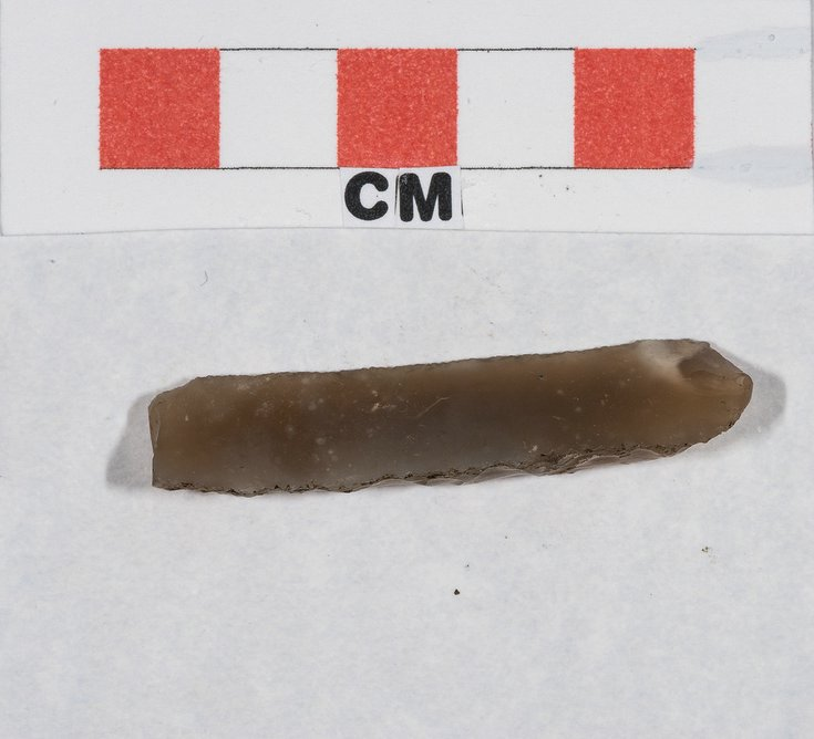 Flint object either a blade or saw