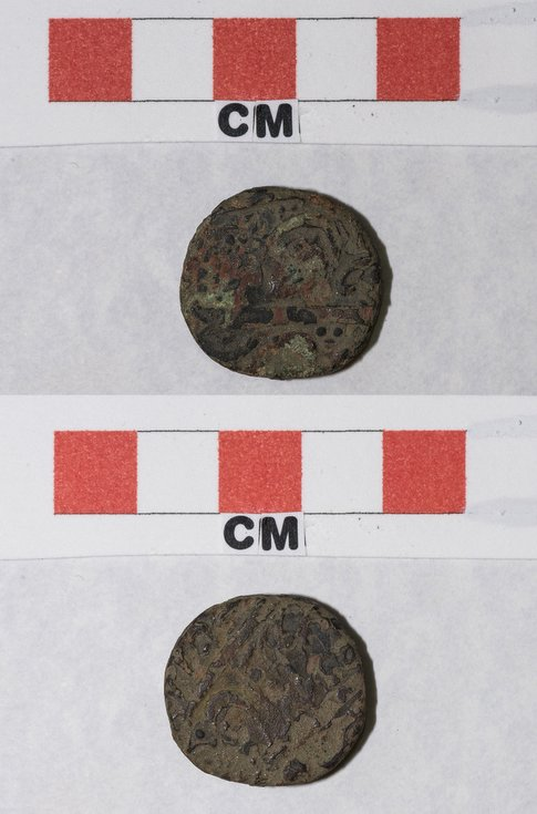 Indian or Islamic coin