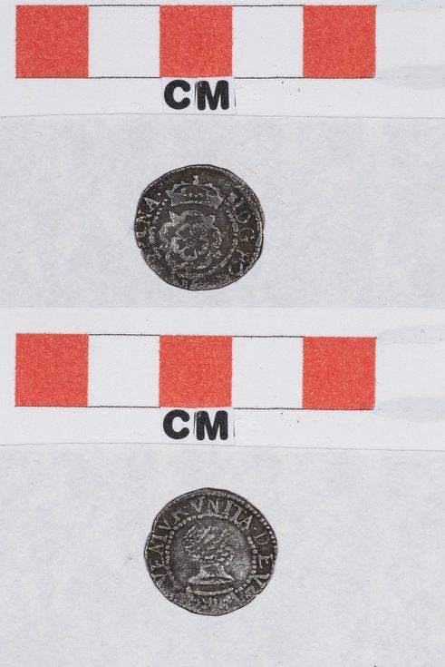 James VI Silver coin