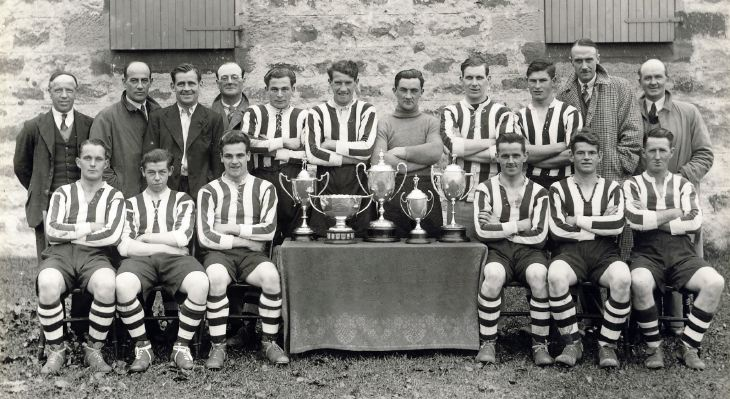 Dornoch football team