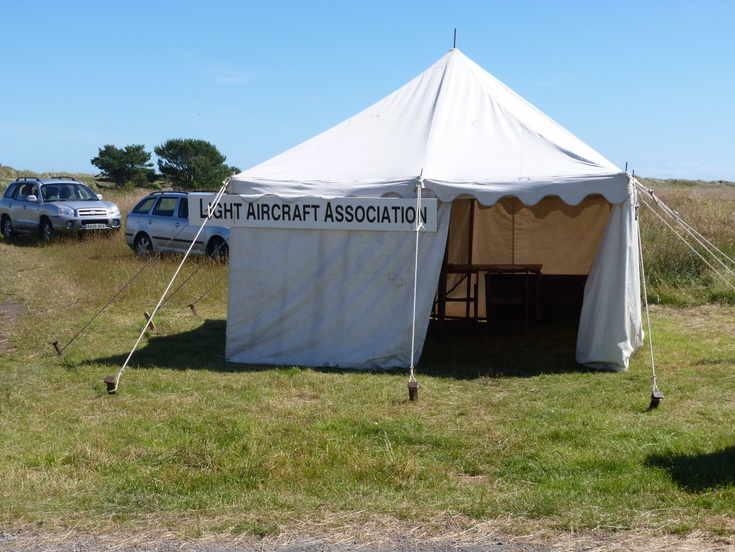 Light Aircraft Association 'Fly In' 2015