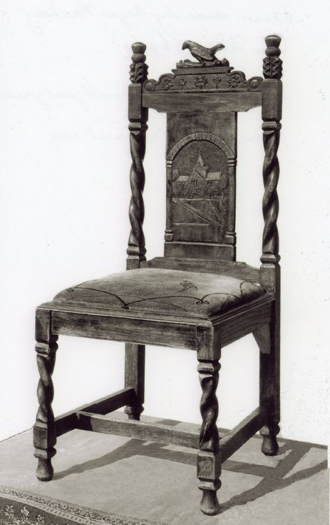 Chair made by Angus MacKay