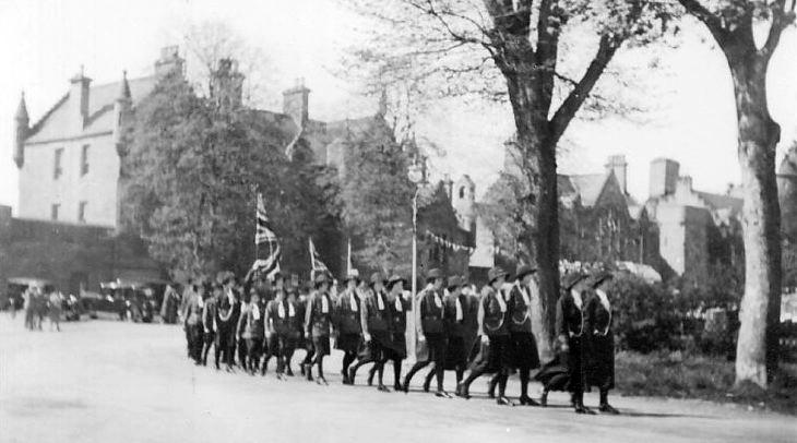 Jubilee parade 1935