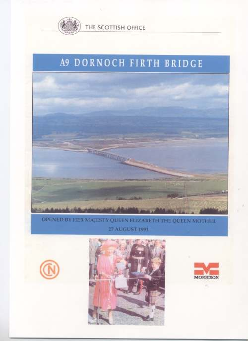 Dornoch Firth bridge