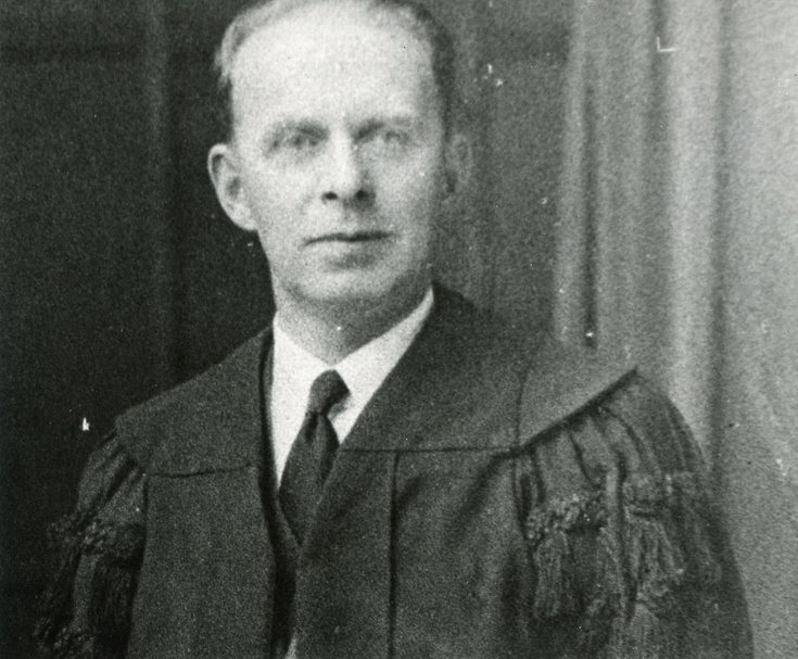 Portrait photograph of William Skinner