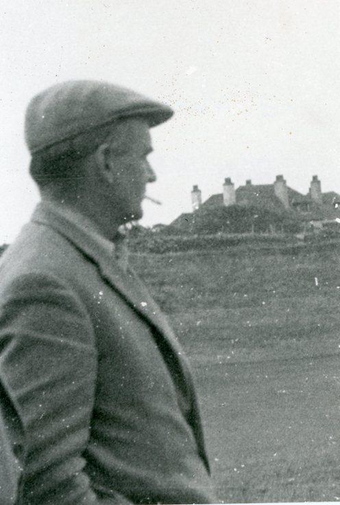 E Mackintosh at the Royal Dornoch