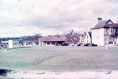Royal Dornoch clubhouse c 1960