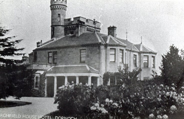 The Burghfield Hotel Dornoch