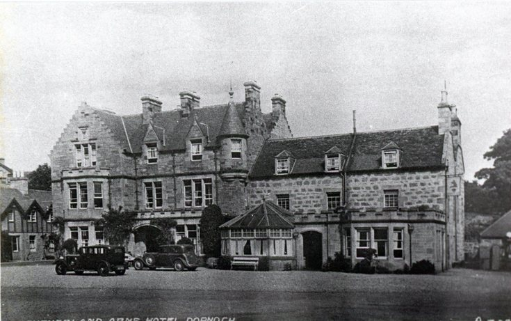 The Sutherland Arms Hotel, Dornoch